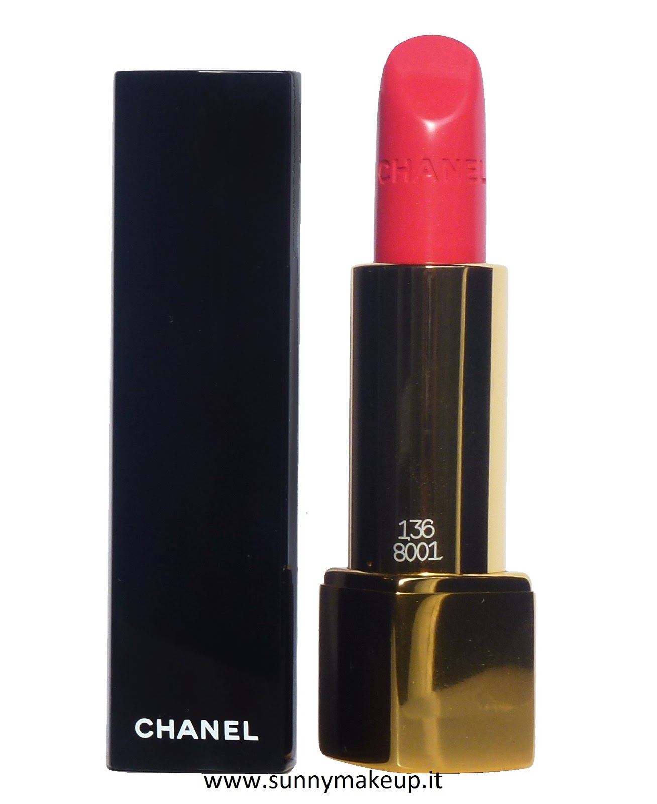 Chanel - Rouge Allure 136