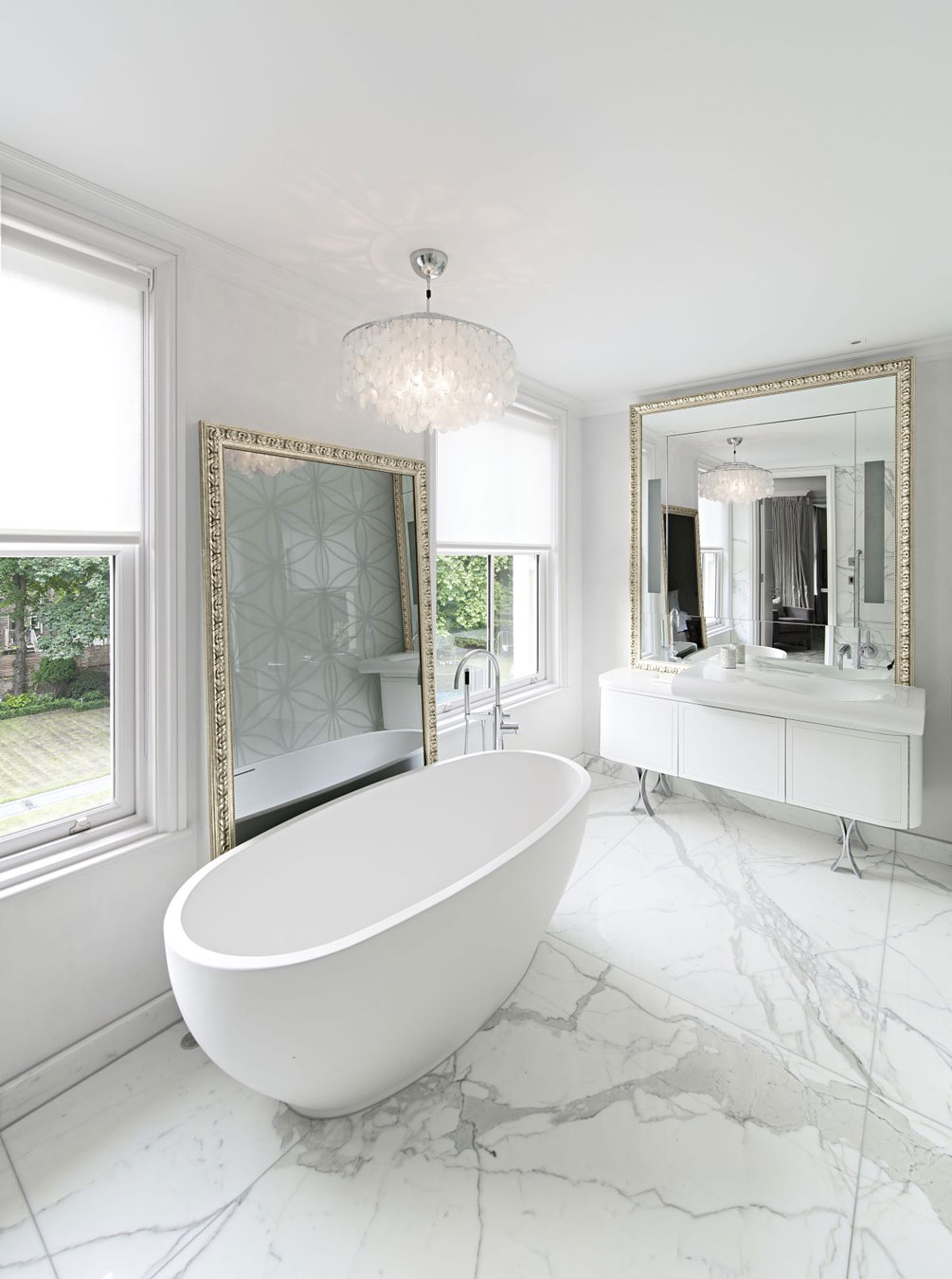 Marble Bath Surrounds in Surrey: Building marble baths surround and ...