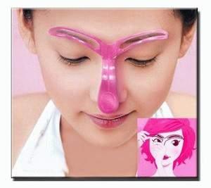 Eyebrow Template, Alat Bantu Menggambar Alis Dengan Mudah dan Rapi