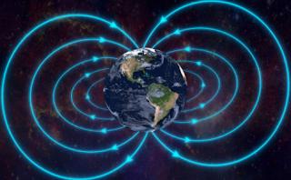 Putaran Inti Dalam Menyebabkan Medan Magnet