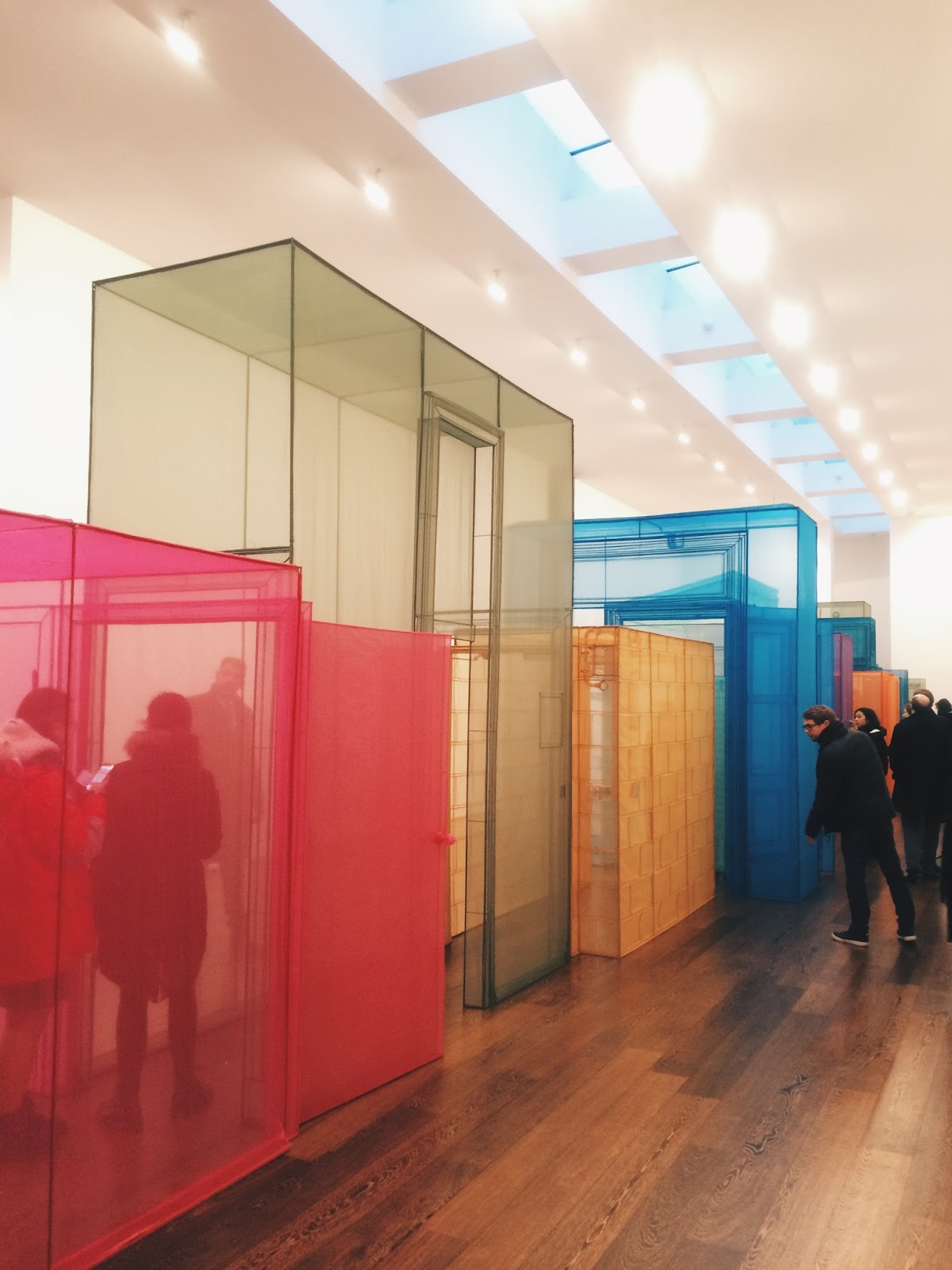 Do Ho Suh: Passage/s Exhibition