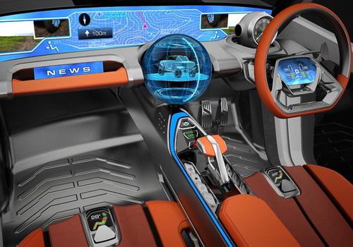 Tinuku.com Suzuki e-Survivor concept revives Jimny's glory