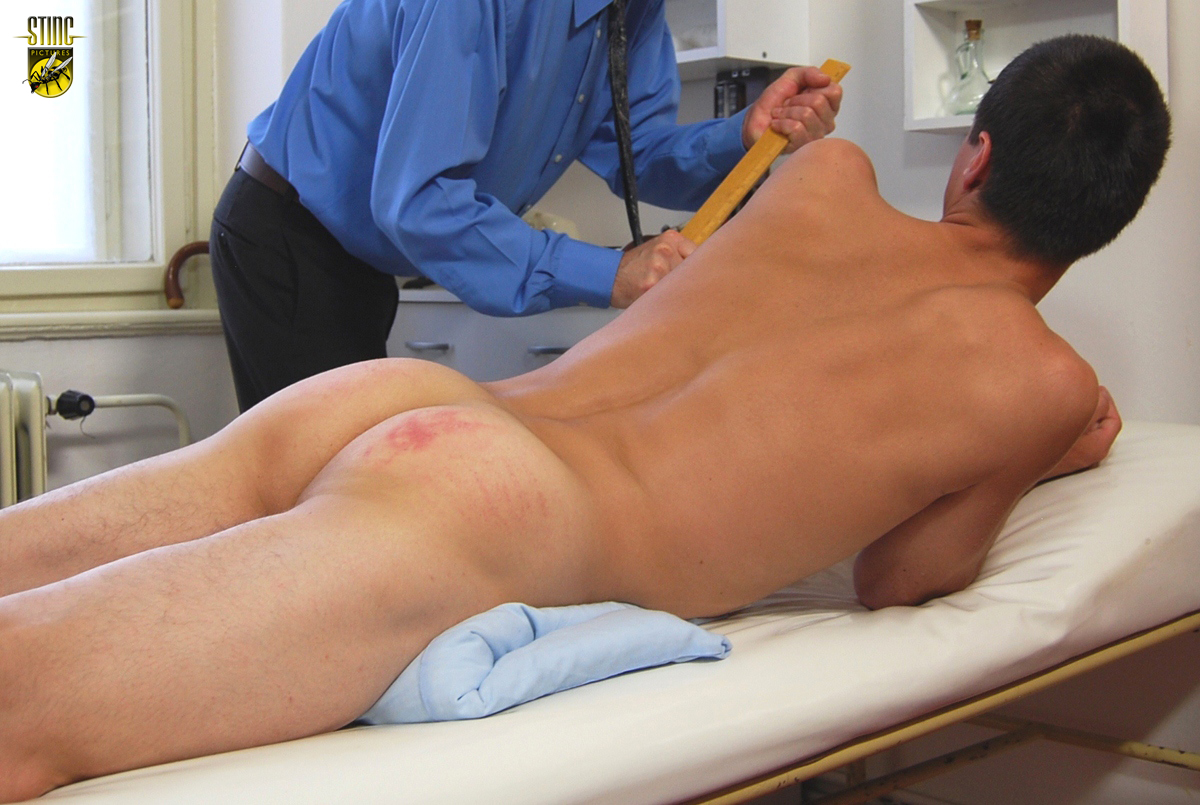 doctor spanking