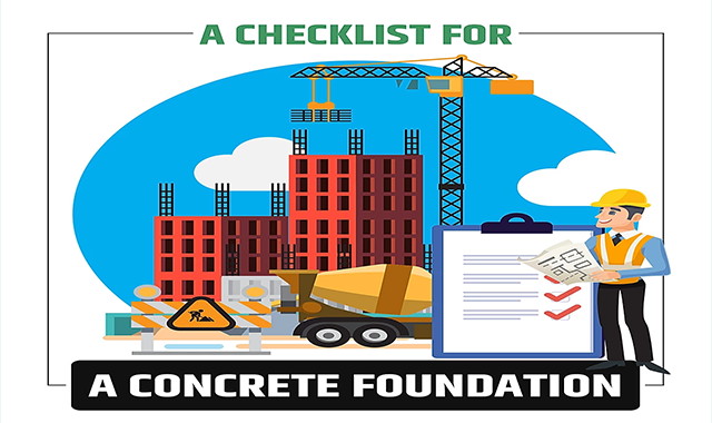 A Checklist for a Concrete Foundation