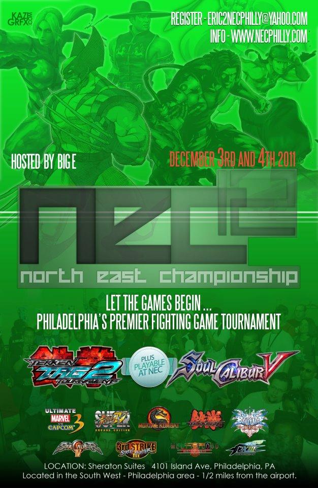 Northeast Championship XII December 3 & 4 in Philadelphia ...