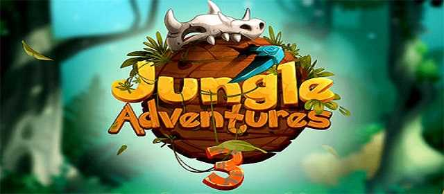 Jungle Adventures 3 v46.1.1 Android Macera Oyunu mod Apk indir
