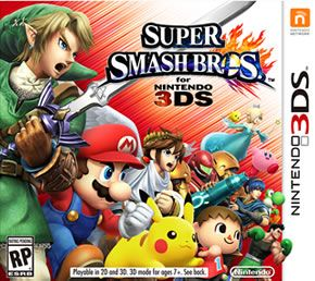 Rom Super Smash Bros 3DS