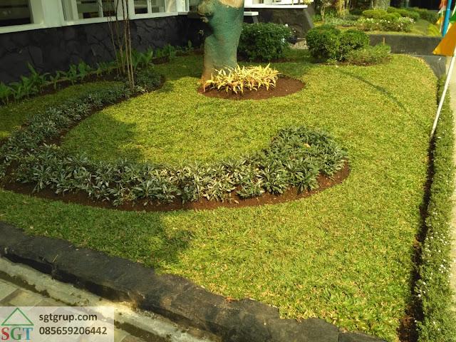 Jasa Pembuatan Taman Ibu Sri di Bandung
