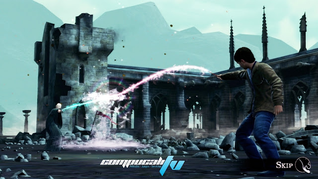 Harry Potter Kinect Xbox 360 Español Región Free Descargar 2012