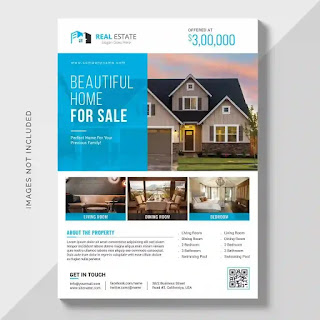 real estate designs psd