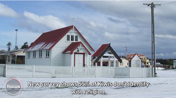Losing Faith | Why Fewer New Zealanders are Attending Church