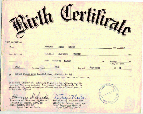 Birth Certificate Online l How to Online Birth Certificate l How do i Apply for Full Birth Certificate