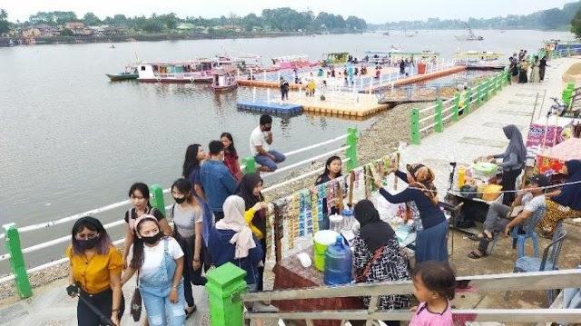 Libur Idul Fitri, Dua Tempat Wisata di Kota Jambi Tutup