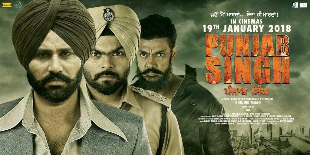 Punjab Singh 2018 720p HD Punjabi GOPISAHI