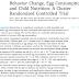 Mudança de comportamento, consumo de ovos e nutrição infantil: um ensaio clínico randomizado controlado.