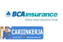 Lowongan Kerja Fresh Graduate BCA Insurance Terbaru