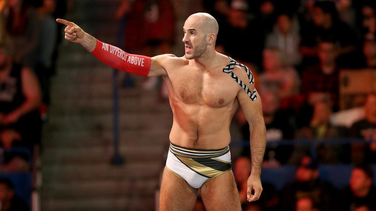 Natalya exalta Cesaro como o maior lutador do mundo