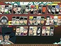 Bedanya Kumpulan Naruto Senki MOD Full Character dengan Naruto Senki Original Versi Terbaru