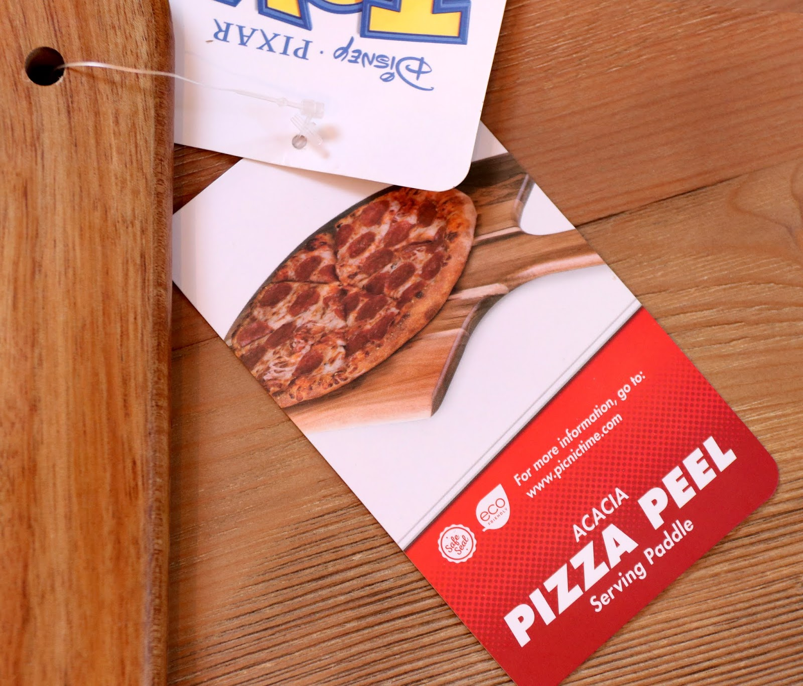 Pizza Planet Pizza Peel