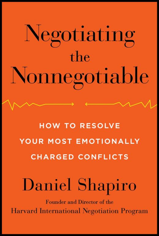48 Alessandro-Bacci-Middle-East-Blog-Books-Worth-Reading-Shapiro-Negotiating-the-Nonnegotiable