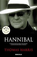 Hannibal una novela de Thomas Harris, Doctor Haníbal Lecter, suspenso, misterio, asesino en serie, thriller, lista de lectura
