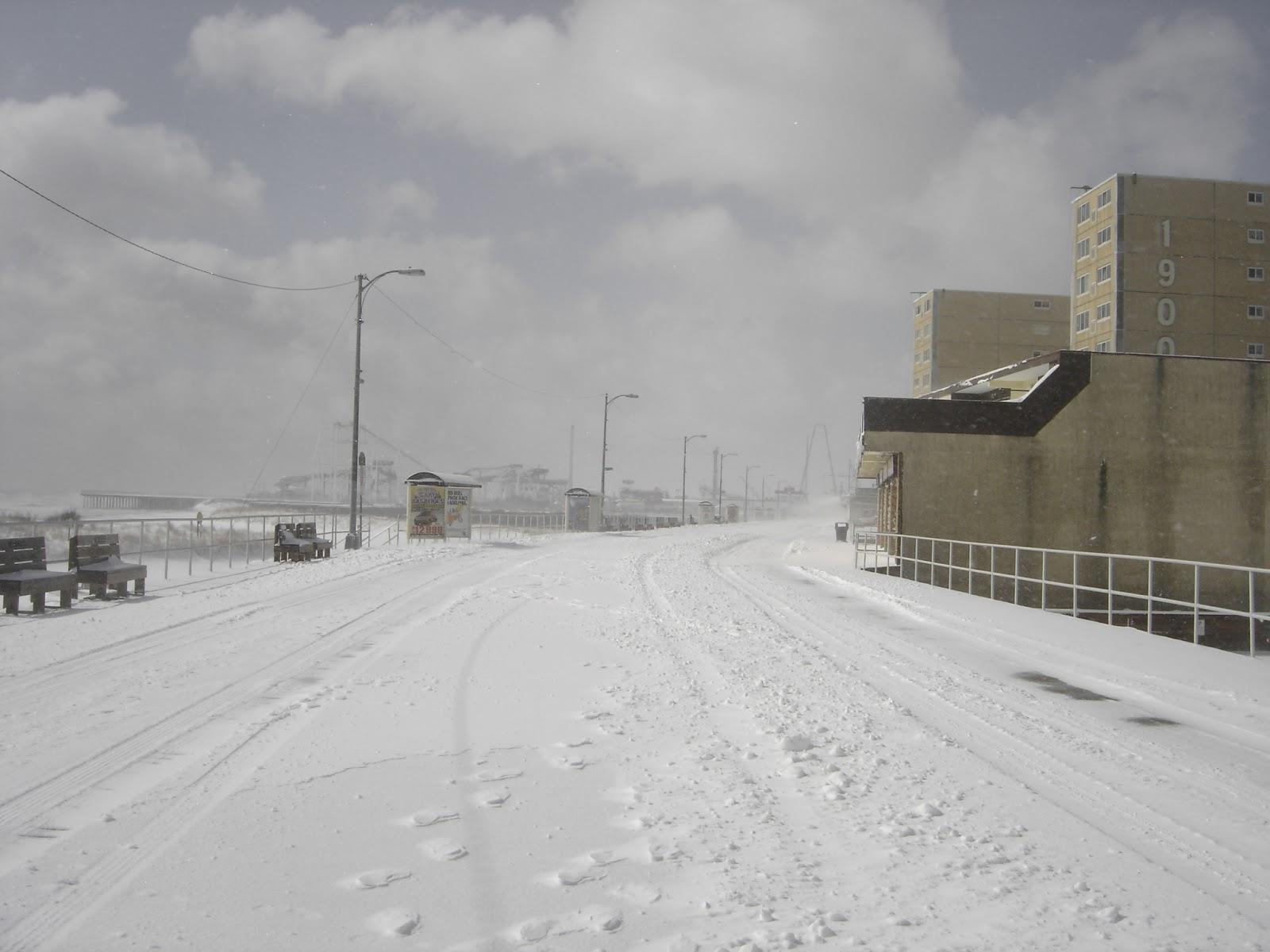 Wildwood Weather Saturday Snow Storm