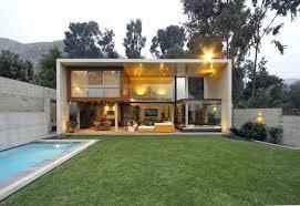 แบบบ้านแนวยาว