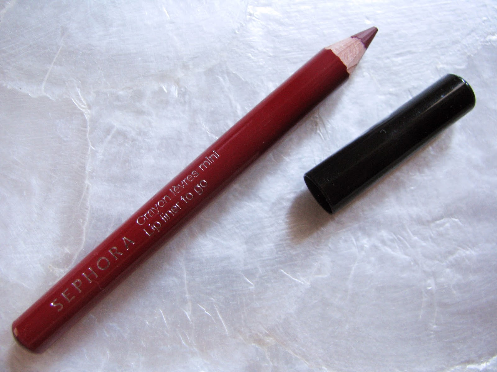Sephora Lip Liner To Go in Ruby