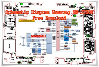 Schematic Diagram Samsung SM-J330F Free Download