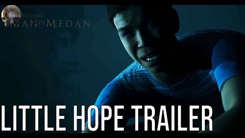Little Hope Teaser Trailer (Sequel of Man of Medan)