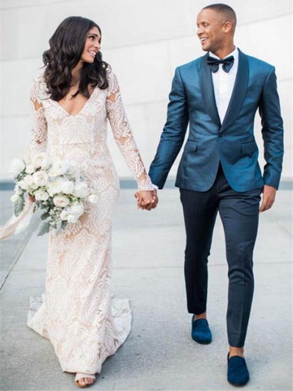 Como Escolher Ternos Para Noivos