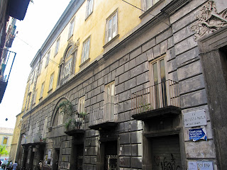 The Conservatorio di Musica San Pietro a Majella became  the centre of the 18th century music scene in Naples