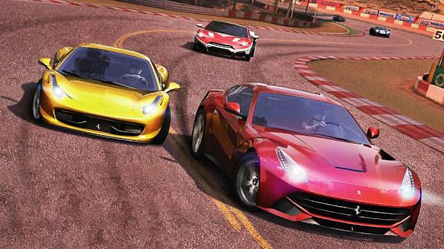 Juego de carreras de coches GT Racing 2 Android