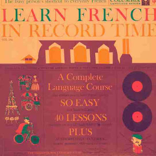 Learn French In Record Time (1958) MP3 Lessons