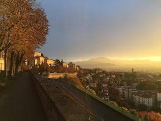 View east from Balaurdo San Giacomo.