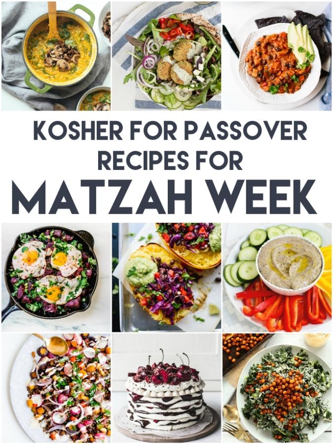 Kosher for Passover Recipes for Matzah Week   Land of Honey