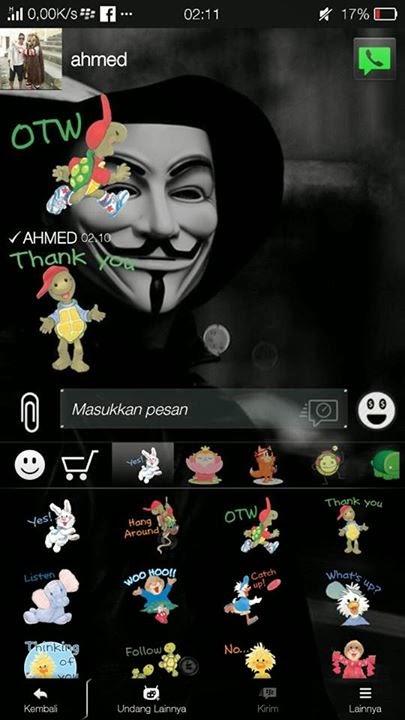 Download BBM MOD Apk For Roid Terbaru Gratis