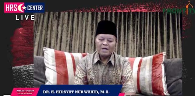 HNW Sanggupi Fasilitasi Dialog Dengan DPR Bahas Kepulangan HRS