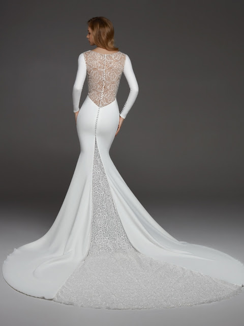 K'MIch - Weddings - wedding planning - wedding dresses - cacera - pronovias - fall 2019 collection