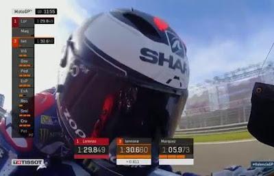 Lorenzo Kunci Pole Kualifikasi Terakhir Bersama Yamaha di Valencia