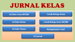Aplikasi Jurnal Kelas Lengkap Download Gratis