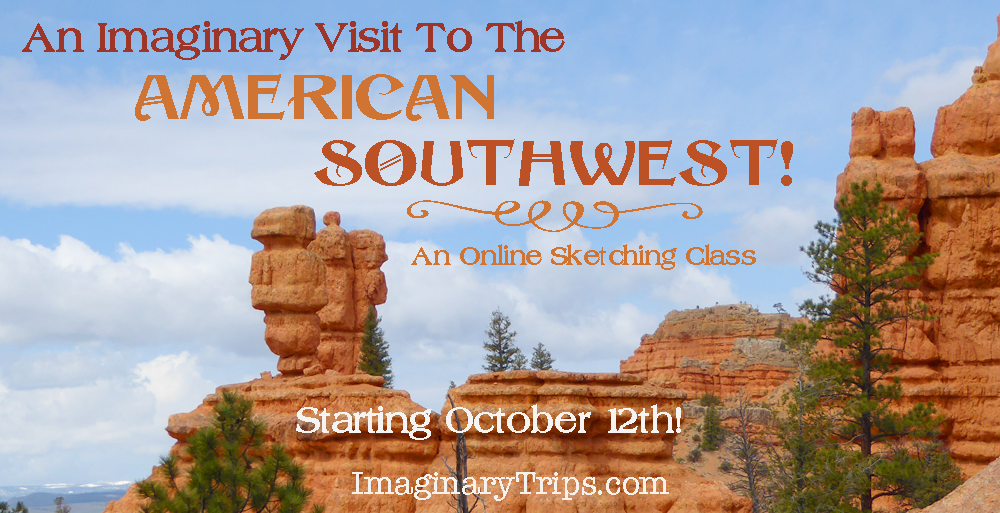 Let's Visit The Southwest!
