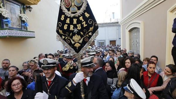 La Banda de Cornetas y Tambores Santa Cruz de Almería llevará sus sones a la provincia de Málaga