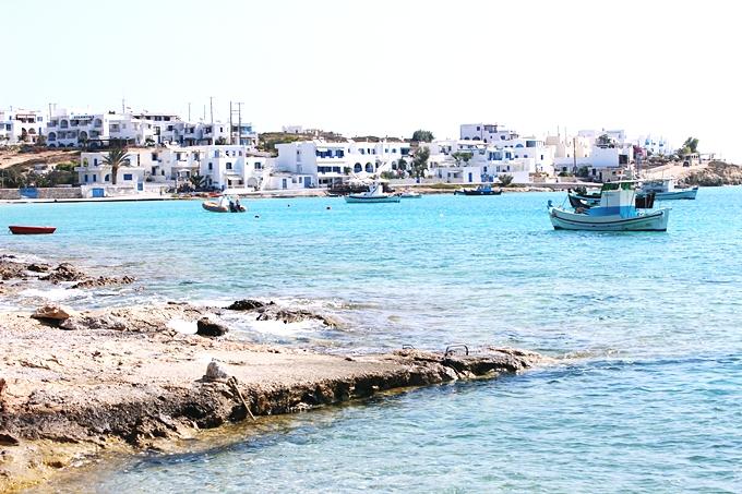 Megali Ammos beach photos Kofonisia island.Παραλία Μεγάλη Άμμος, Κουφονήσια.
