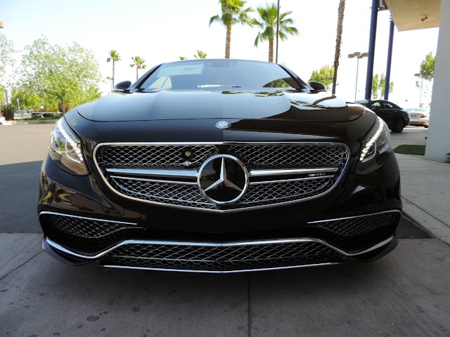 new s 65 coupe