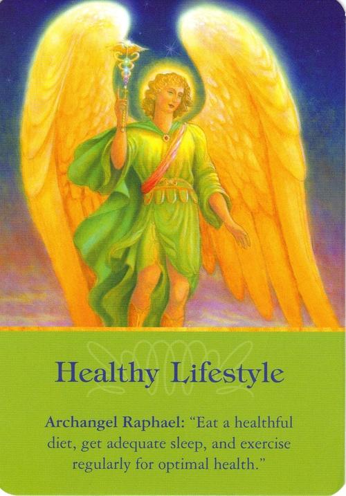 天使愛畫話~Penny & Angels~: 大天使拉斐爾(Archangel Raphael)