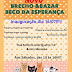 Inauguração do novo brechó e bazar Beco da Esperança dia 16/07 em Curitiba