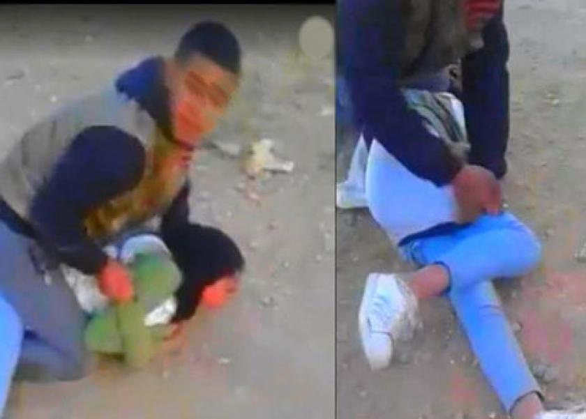 السجن 10 سنوات لصاحب فيديو محاولة اغتصاب فتاة في المغرب