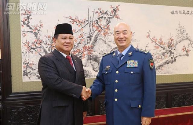 Bisa Jadi Prabowo Tak Lembek soal Natuna, Cuma Realistis Sikapi China