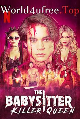 The Babysitter Killer Queen 2020 Dual Audio 5.1ch 1080p WEB HDRip HEVC ESub